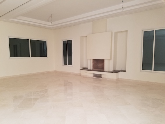 Location Villa 600 m2