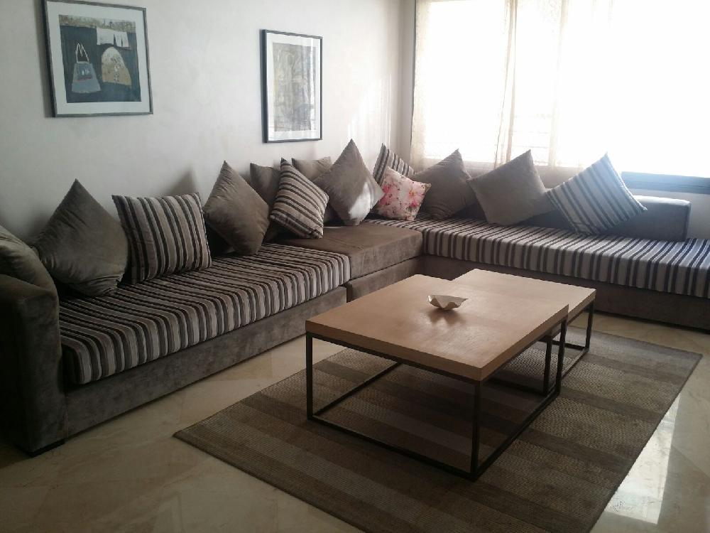 Location Appartement casablanca racine 56 m2