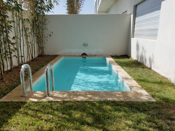 Location Villa 260 m2