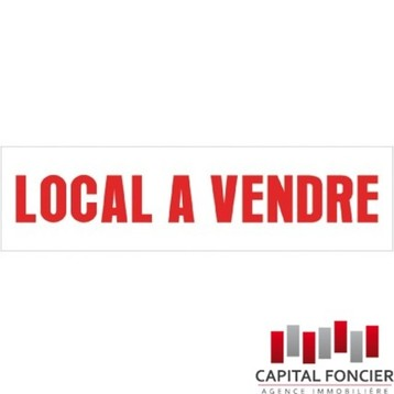 LOCAL 203 m2 A VENDRE MOULAY YOUSSEF
